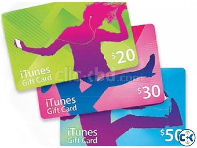 Google Play Store Gift cards and iTunes Gift card sell in BD | ClickBD