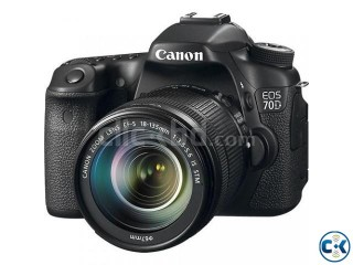 Canon Eos 70D with 18-135mm IS Stm Lens.