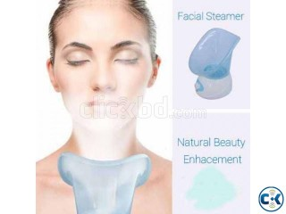 Facial Sauna with Steam Inhaler