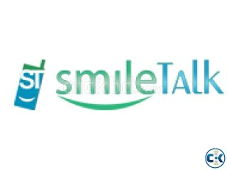 SMILE TALK PIN LESS CALLING CARD