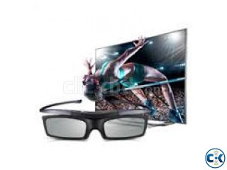 Samsung 2pcs 3D glass 3D TV with 200 3D MOVIES