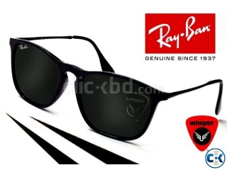 Ray-Ban Erica Sunglass 3 Shiny Black