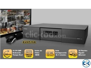 AVTECH AVH516A HD NVR SOLUTION