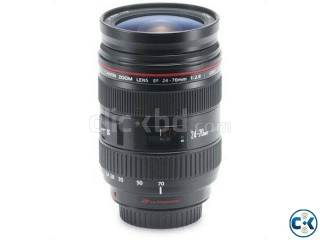 Canon 24-70mm f2.8L USM Version One