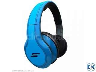 SMS STREET BY 50 OVER-EAR WIRED HEADPHONE WITH MIC