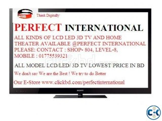 22 TO 75 SONY SAMSUNG LED 3D TV LOWEST PRICE IN BD