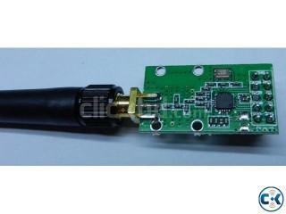 CC1101 Wireless Transceiver Module