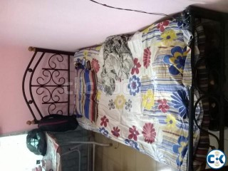 use bed single very good condition 3000tk