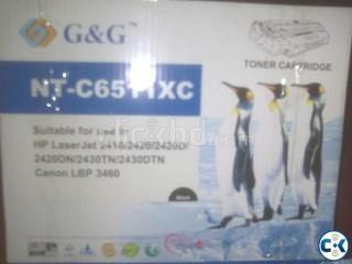 G G Toner Cartridge NT-C6511XC
