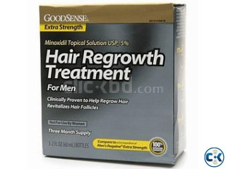 Hair Regrowth Treatment For Men