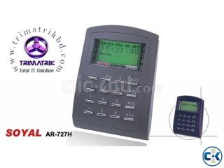 Card Access Control & Time Attendance System