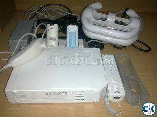 Nintendo wii brand new came from uk 3 days ago