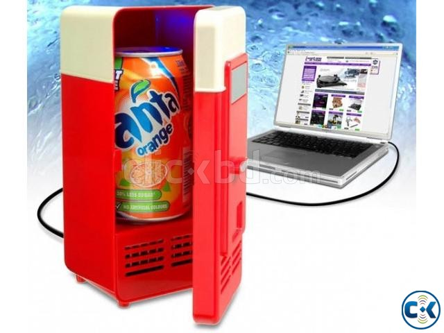Usb Mini Fridge | ClickBD large image 0