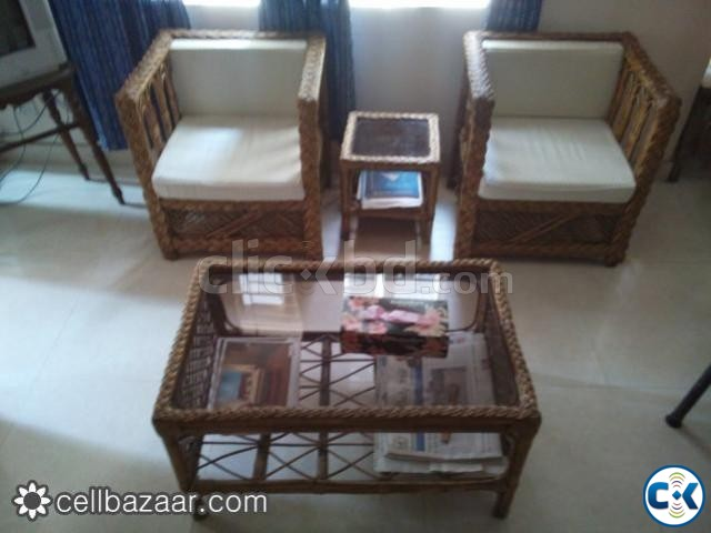 Cane Sofa Set At A Very Low Price Clickbd