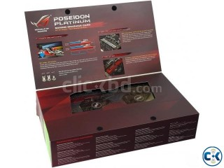 ASUS ROG Poseidon Platinum GTX 780 Gaming Graphics Card