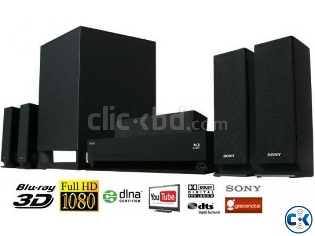 SONY Blu-ray Home Theatres 3D 1000WATT BLUETOOTH | ClickBD large image 0