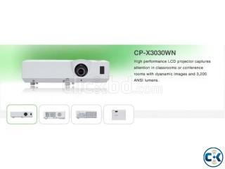 Hitachi CP-X3030WN 3200 Lumens Multimedia Projector