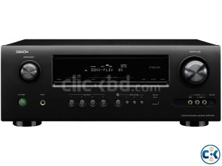 DENON INTEGRATED NETWORK AV RECEIVER- 1912