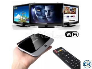 Android Full HD Smart TV Box Media Player,Call 01611646464