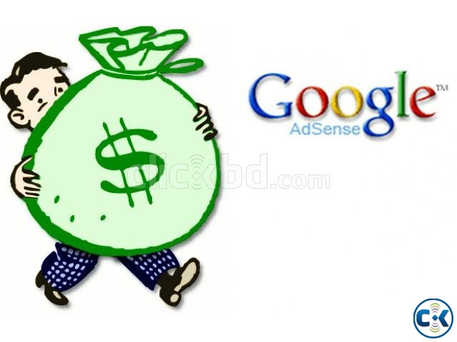 Admission Going On Google Adsense Course -Minimum 10 Earnin | ClickBD large image 0