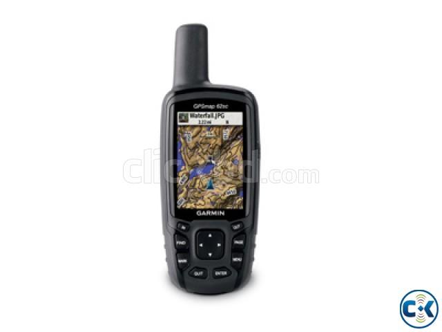 Garmin GPSMAP 62sc | ClickBD large image 0