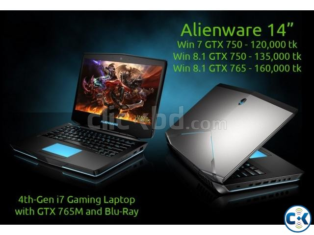 High end gaming laptops | ClickBD large image 0