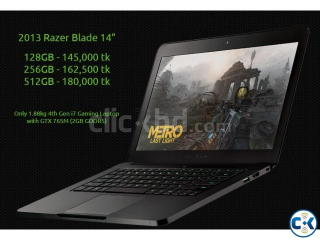 High end gaming laptops | ClickBD large image 2