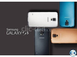 Brand New Samsung Galaxy S5 4G Black and White color