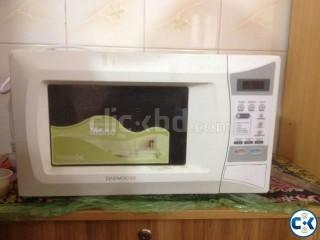 DAEWOO Microwave Oven from Dubai