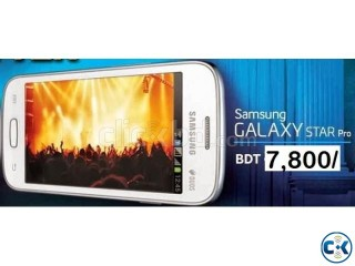 Samsung Galaxy Star Pro Duos (With 24 months Warrantee) !!!