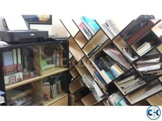 Otobi Bookshelf in showroom condition