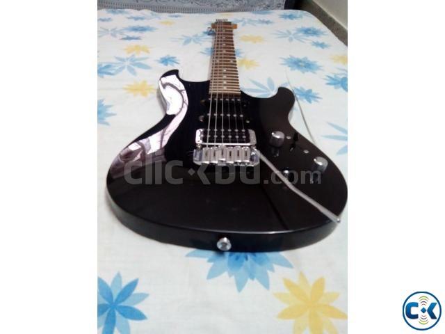 Ibanez SA Series Electric Guitar Black | ClickBD large image 0