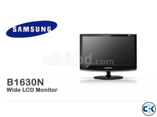 Samsung EcoPlus LCD Monitor 15.6 inches