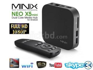 MINIX NEO X5mini Android PC Duel Core 8GB HDMI TV Box