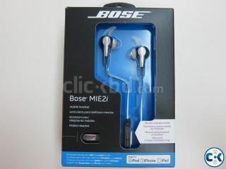 Bose MIE2i Mobile Headphone Brand New Intact