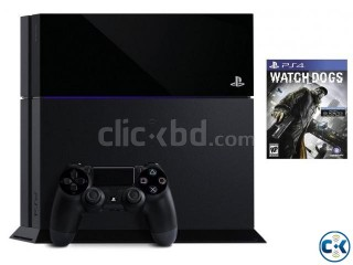 Ps4 watch Dogs Bundle