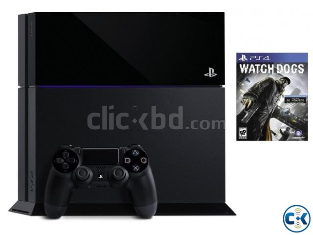 Ps4 watch Dogs Bundle | ClickBD large image 0