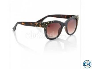 Lipsy Embellished Wayfarer Sunglasses