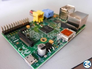 Raspberry Pi (Model B)- Made in UK