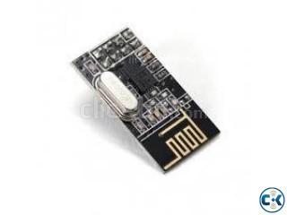 Wireless Transceiver Module 2.4GHz NRF24L01 Antenna