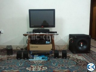 Sound System full set