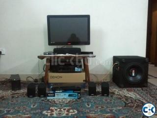 Sound System full set