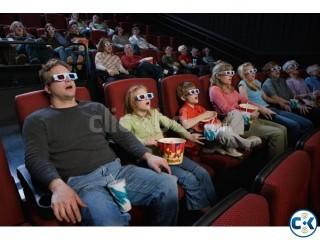 3D Movie Blue Ray 1080p 720p HD movies Bangladesh