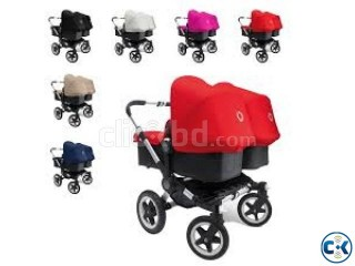Bugaboo Donkey Duo Twins stroller complete set