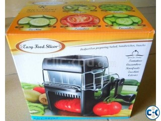 Easy food slicer New