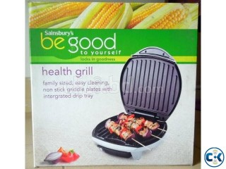 Health Grill For Grill Chicken Meat Burger New
