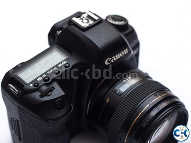 Canon EOS 5D mark II with all accessories | ClickBD large image 0