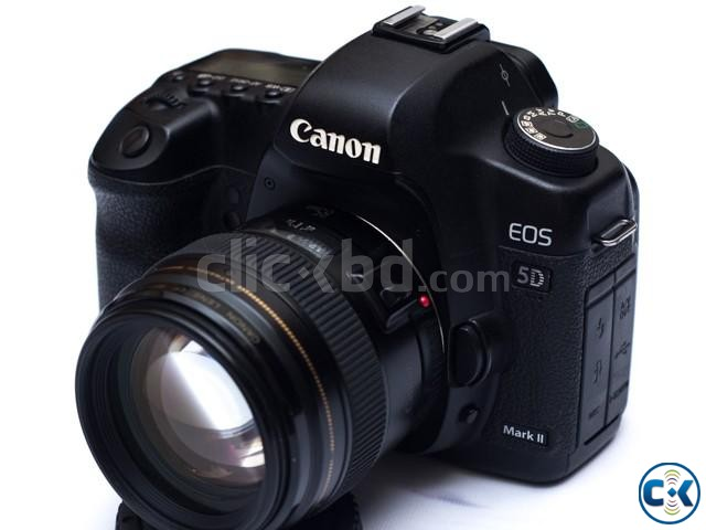 Canon EOS 5D mark II with all accessories | ClickBD large image 1