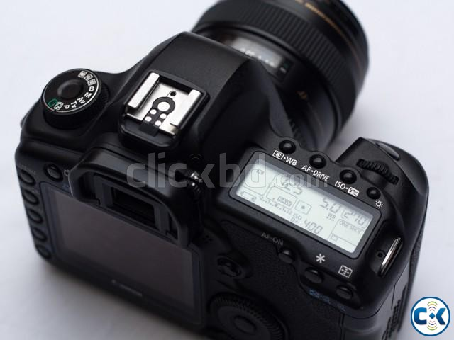 Canon EOS 5D mark II with all accessories | ClickBD large image 3