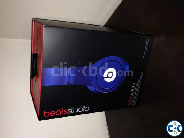 New Beats Studio Over-Ear Headphones | ClickBD large image 0